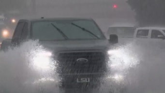 Latest: Evacuations Ordered Ahead of Tropical Storm Barry