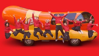 Tour the Country in the Wienermobile, and Get Paid!