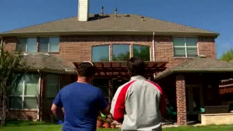 Hail Damage Forces Homeowners to Replace Roofs Again
