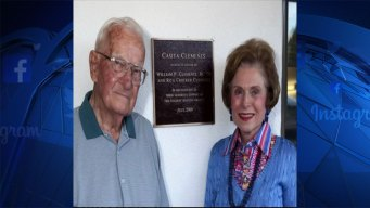 Widow of Late Texas Governor Bill Clements Dies at 86