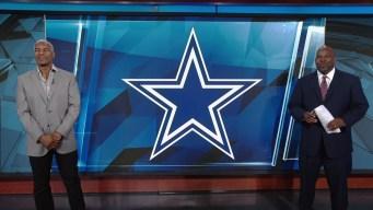 Cowboys Great Everson Walls Talks Cowboys