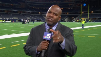 Newy Scruggs Talks About the Cowboys Win Over the Saints on Thursday
