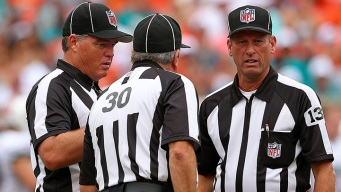 Goodell Asks Competition Committee to Look at Officiating