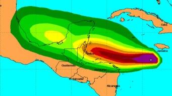 Deadly Storm Designated Tropical Storm Earl