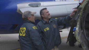 NTSB Interviews SWA Crew, Examines Voice, Data Recorders
