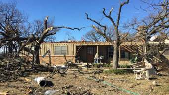 2 EF-1 Tornadoes Confirmed in North Texas Wednesday Morning