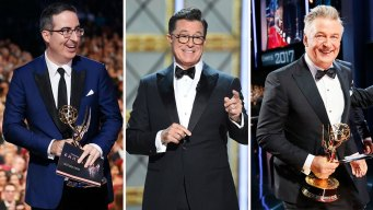Analysis: Political Comedy Scores Huge at Emmys