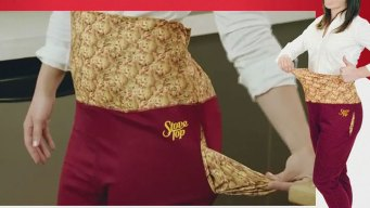 Plan Ahead for the Holiday With 'Thanksgiving Dinner Pants'