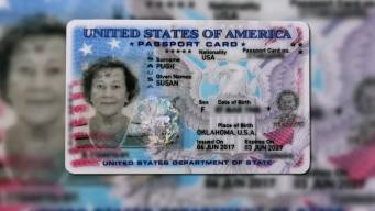 Couple Cancels Trip Over Passport Card Confusion