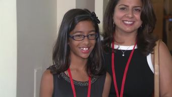 Texan at White House for Kids' 'State Dinner'