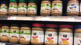 North Texas Food Bank, Plano Hold Peanut Butter Drive