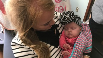 Holiday 'Miracle' Baby Headed Home for Thanksgiving