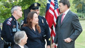 Perry: 9/11 Was a Call to Action for a Generation