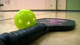 North Texas Plays Pickleball With Relish