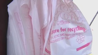 Plastic Bags Could Get Boot From Big D