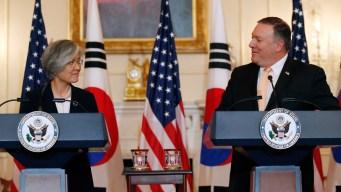 US Hopes North Korea Will Become Close Partner, Pompeo Says