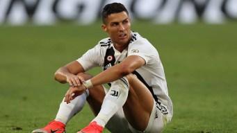 Nike 'Deeply Concerned' by 'Disturbing' Ronaldo Rape Claim
