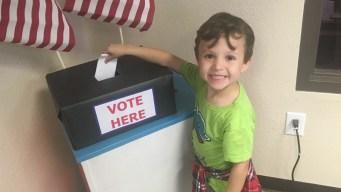 Pre-K Students Vote: Pizza or Ice Cream?