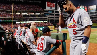 Pujols Comes Back to Earth