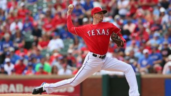 Rangers Lose to Phillies on Opening Day
