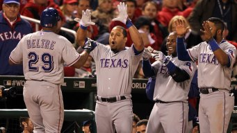 No Post-World Series Rally This Year