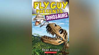 Book of the Week: 'Fly Guy Presents: Dinosaurs'