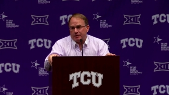 TCU Ready for Revenge in Matchup with Sooners