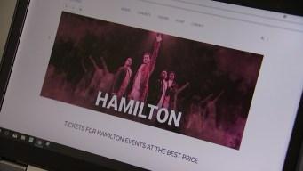 Concerns Grow Over 'Questionable 'Hamilton' Tickets'