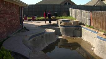 Pool Company Doesn't Pay Subcontractor; Family Faces Lien on Home