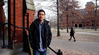 First 'Dreamer' Rhodes Scholar Fears He Can't Return to US