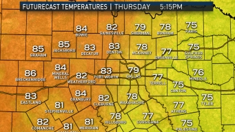 Get Ready for a Swing in Temperatures, More Rain Chances