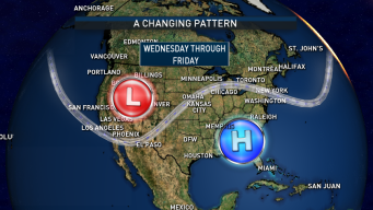 A Change in Our Weather Pattern