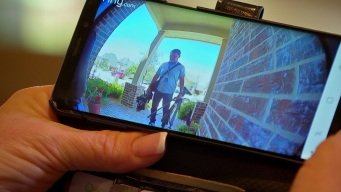 Secret Surveillance: Cameras During an Open House