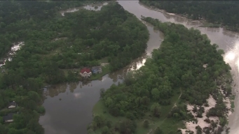Part of San Jacinto River to be Dredged for Harvey Recovery