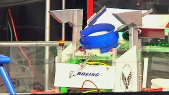 FIRST Robotics Competition Begins in Irving