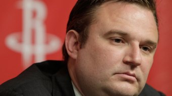 Rockets General Manager's Show of Support for Hong Kong Protesters Angers China