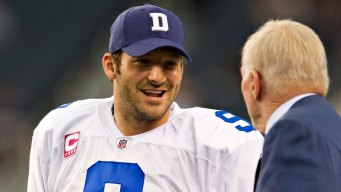 Romo Talks Relationship With Jerry Jones