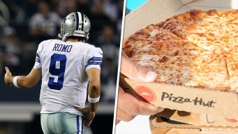Pizza Hut Offers $9 Pizzas to Honor Tony Romo