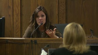 Widow of Slain 'American Sniper' Gives Emotional Testimony