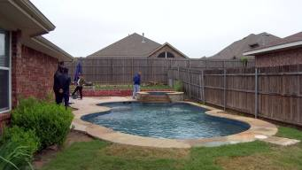 New Pool for Couple Abandoned by Contractor