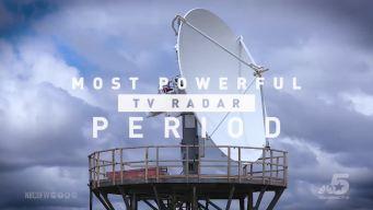 NBC 5 Debuts Big S-Band Radar