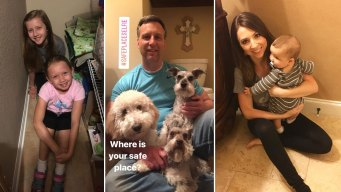 Share Your #SafePlaceSelfie for Severe Weather
