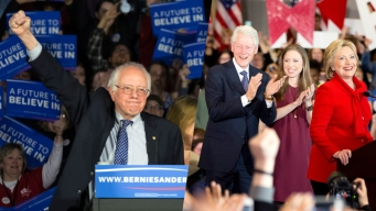 Iowa Entrance Polls: Who Backed Clinton, Sanders