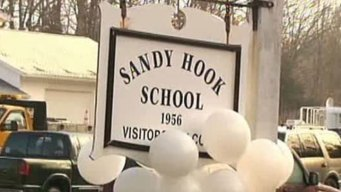 Some Newtown Students Return to Class