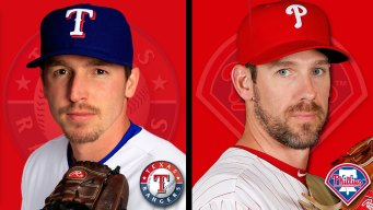 Darvish on DL; Scheppers Starting Opening Day