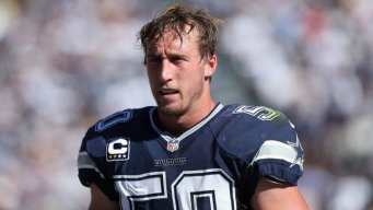 Sean Lee as Fragile as he is Fantastic