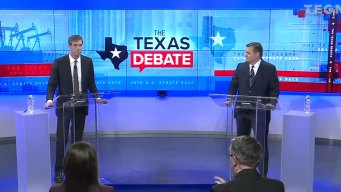AP Fact Check: Cruz, O'Rourke Debate in San Antonio
