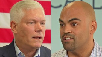 Colin Allred Fundraises More Than Pete Sessions