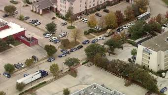 Officer Involved Shooting at Hotel