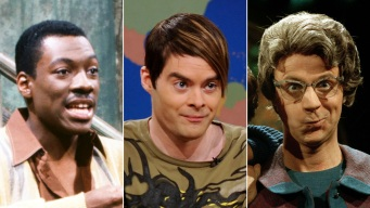 """""""Saturday Night Live"""": 40 Years of Laughs"""